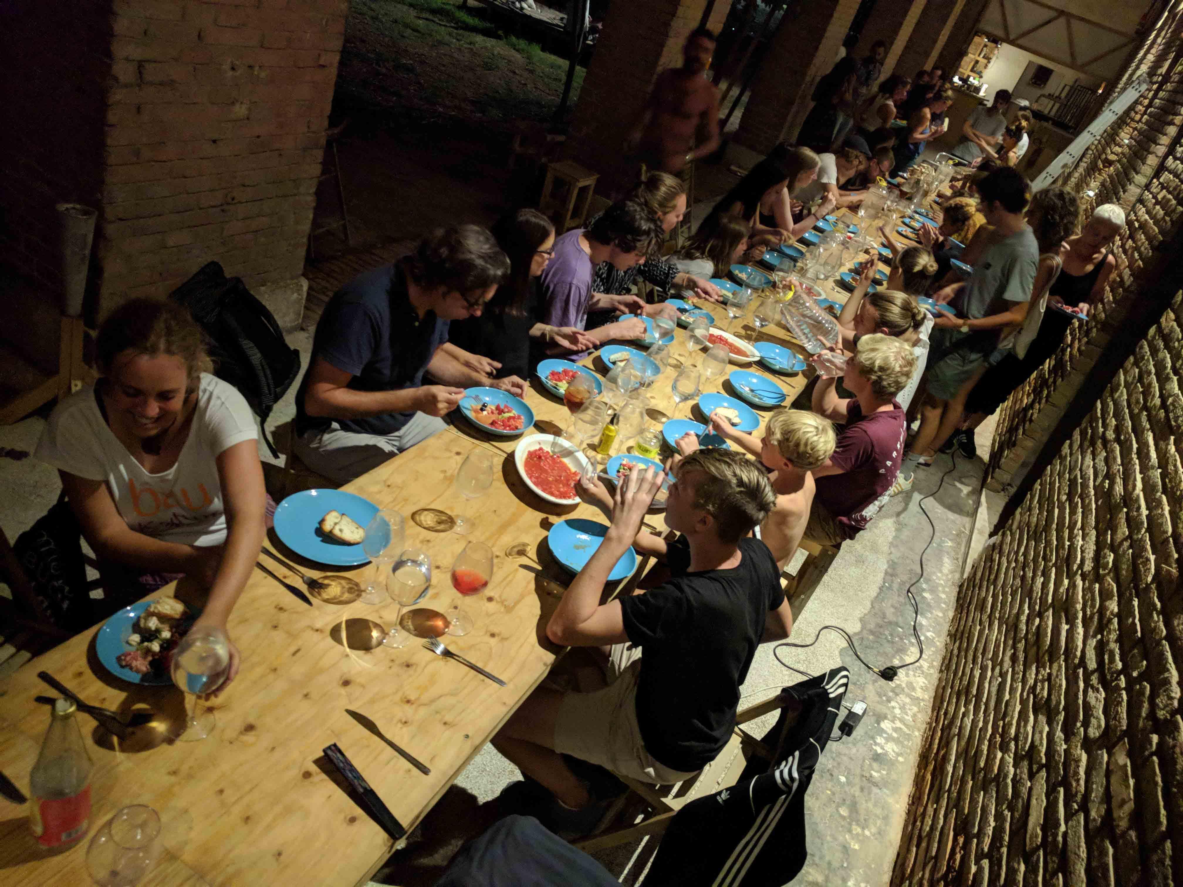 Sommerküche Italienische : Ferienwohnung mit sommerküche und pool kva cri holiday home